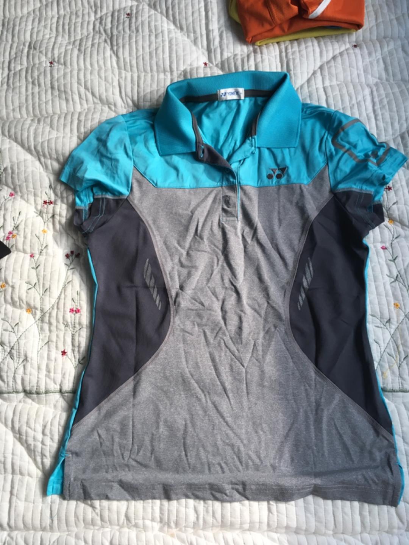 요넥스 배드민턴 옷 (배드민턴 상의 티셔츠)