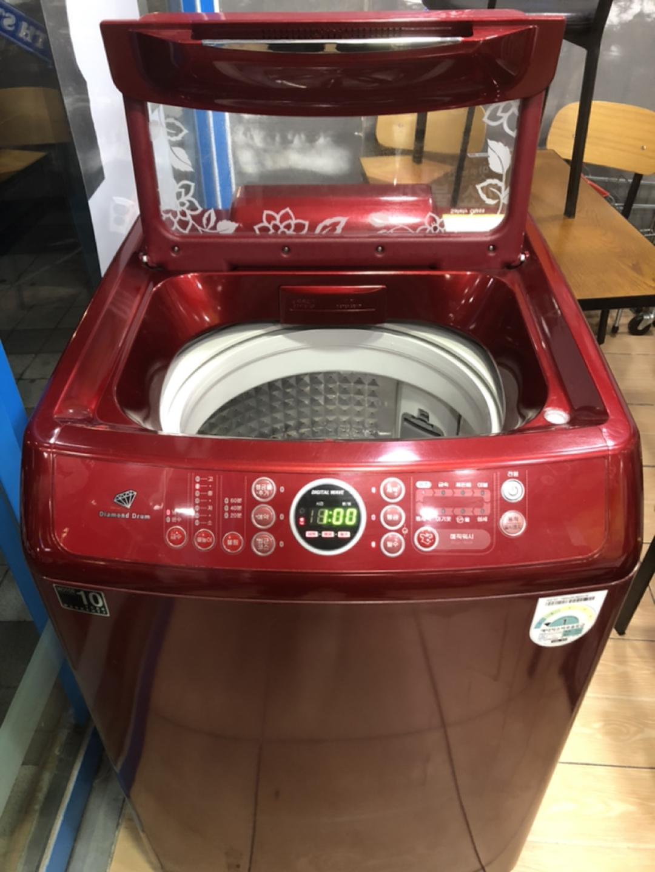 삼성 전자동 세탁기(15kg)