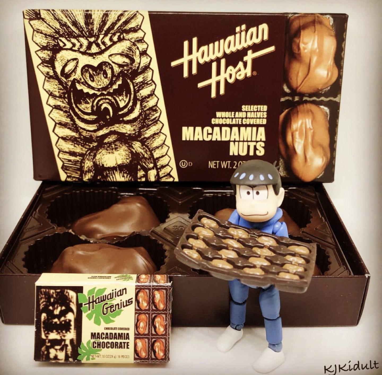 (단종식완-중고) 하와이안 초콜렛 - 미니어처