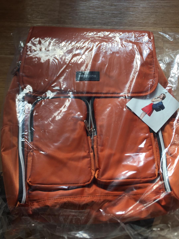 포노피노 루츠 기저귀가방 새상품