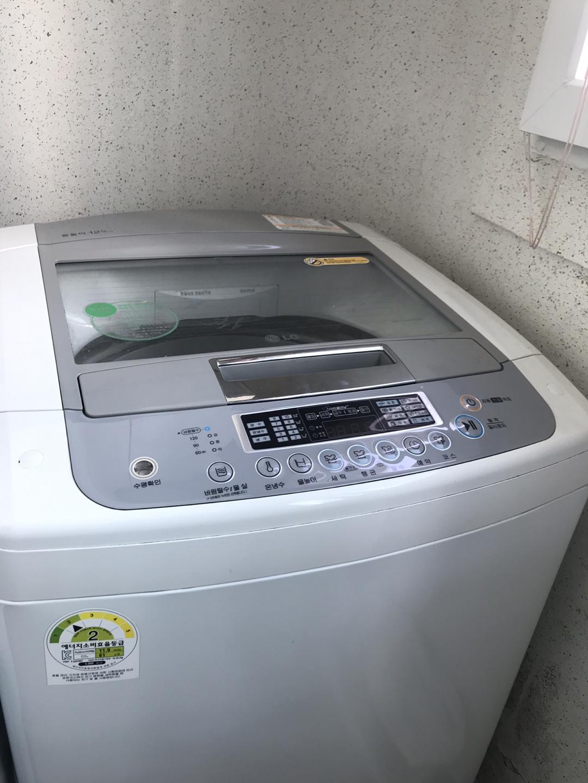 (급하게가져가실분만)세탁기 통돌이 12kg
