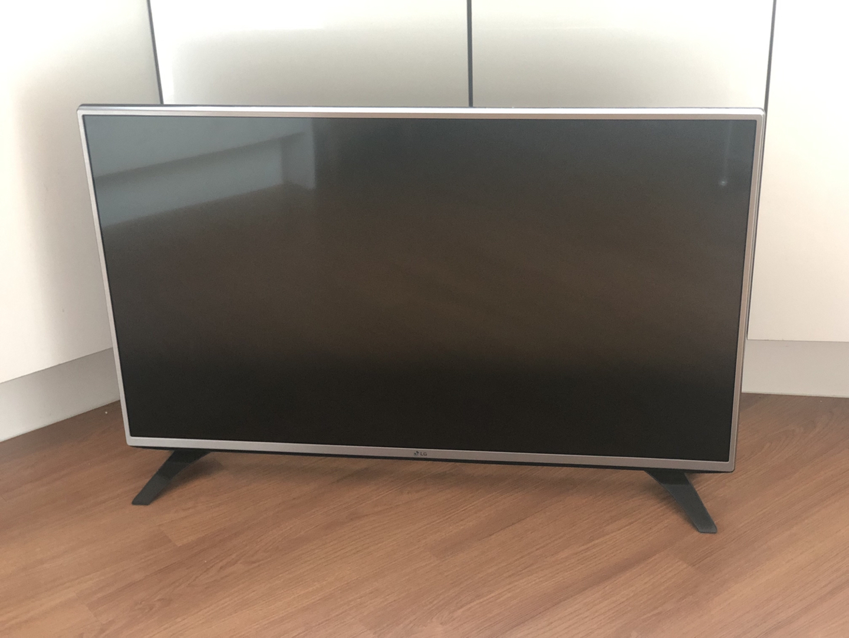 LG LED티비 43LH5810