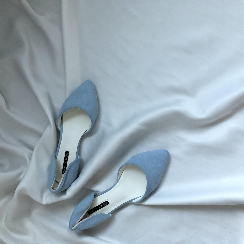 새상품) 가격내림 존예 스틸레토 플랫슈즈 단화 여성신발 여자신발 예쁜신발 슈즈