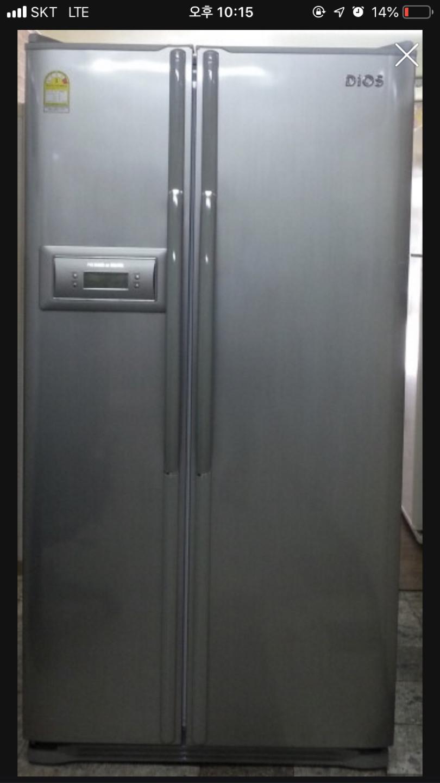 lg 디오스 양문형 냉장고
