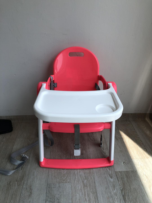 아기 이유식 의자, 부스터