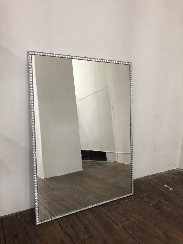 비즈 거울