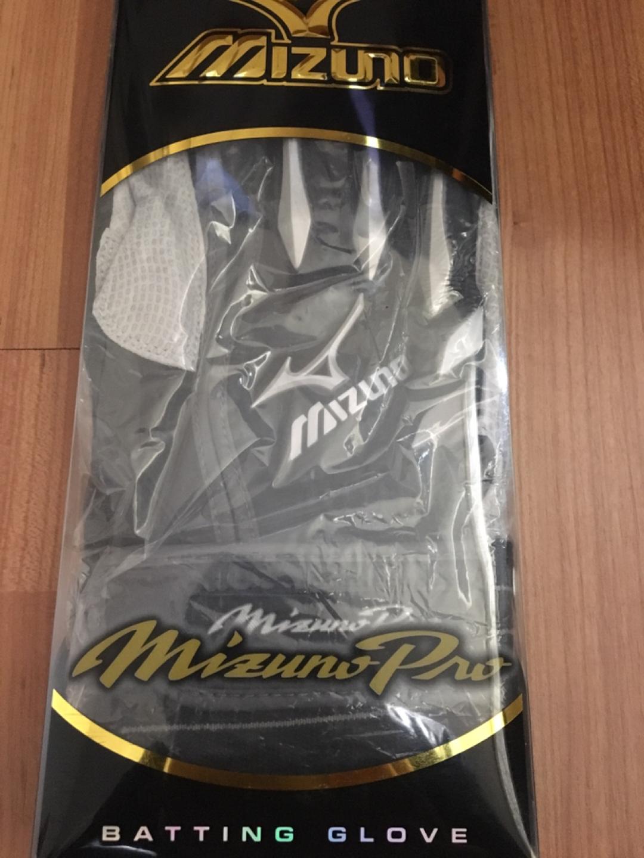 야구용품 MizunoPro 배팅장갑팝니다.