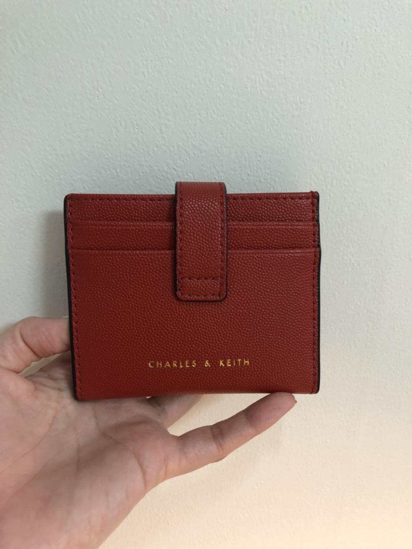 찰스앤키스 지갑 택포