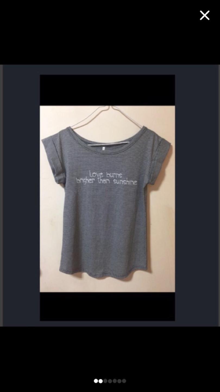 <새상품> 티셔츠