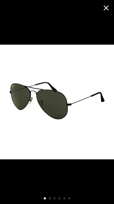 [레이벤] RB3025 송중기 보잉 선글라스