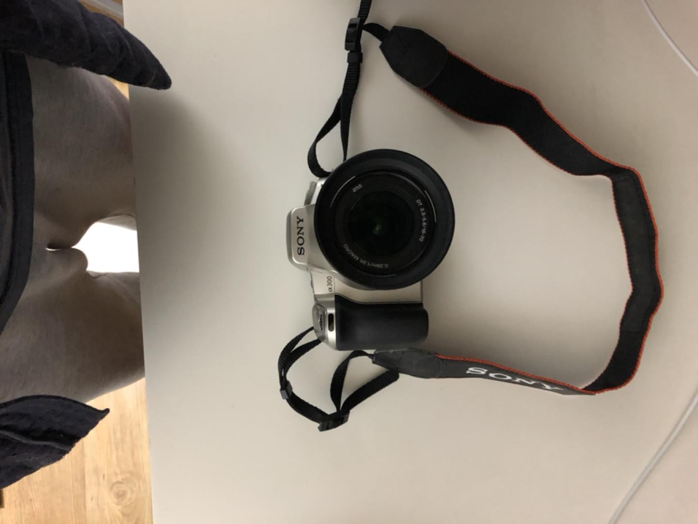 Sony DSLR 카메라