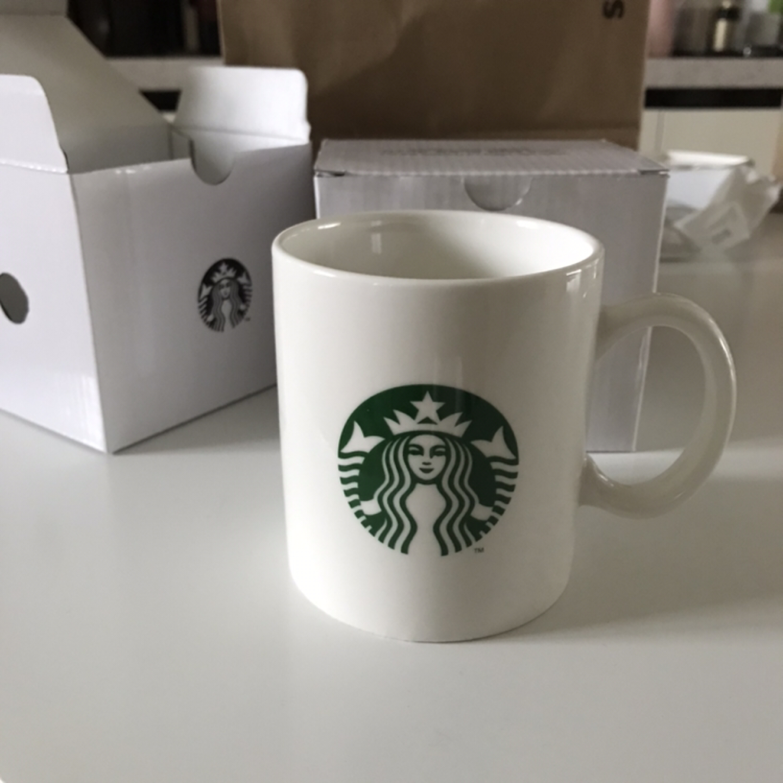 1개/스타벅스머그컵355ml(새상품)