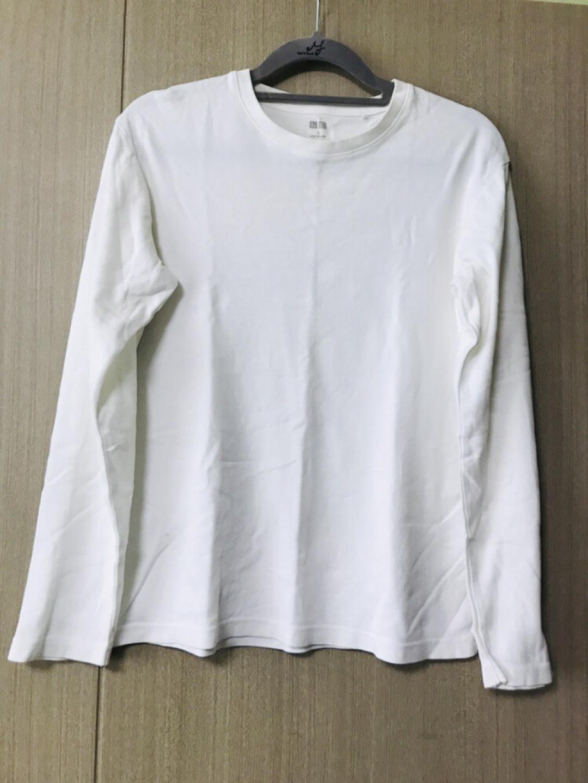 유니클로 긴팔 티셔츠