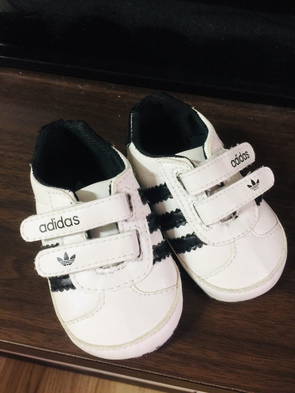 아디다스 정품 보행기 신발