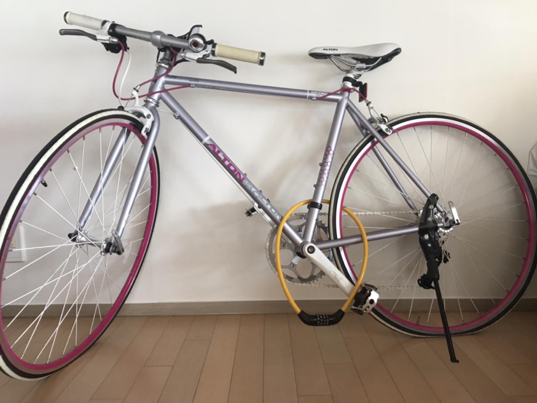알톤 자전거 팔아요