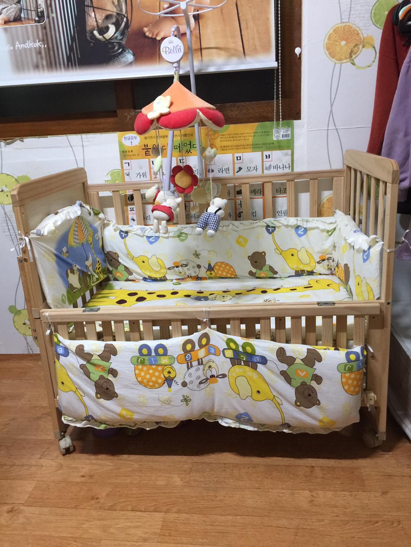 벨라아기침대