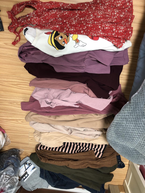 여성의류 일괄판매 14벌 - 5천원