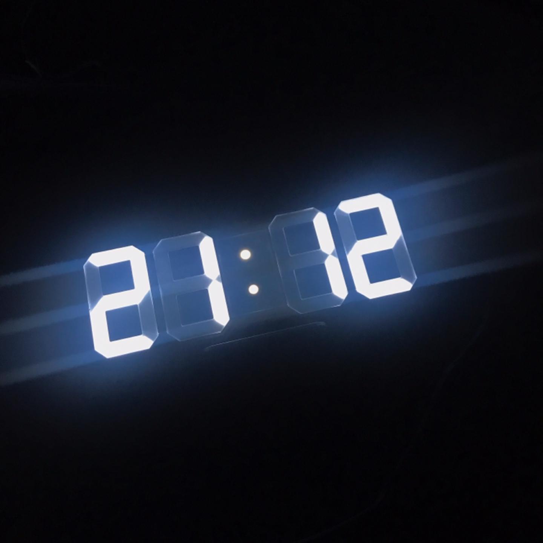 [인테리어시계 5천원] LED 시계 내놓아요!! (벽걸이/거치형 둘다됨)