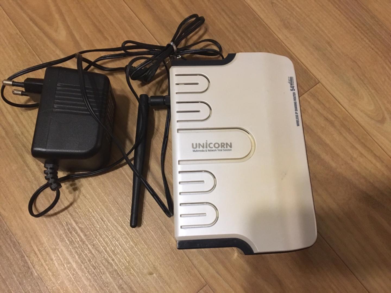유니콘 유무선 공유기(bw-850) 와이파이 공유기