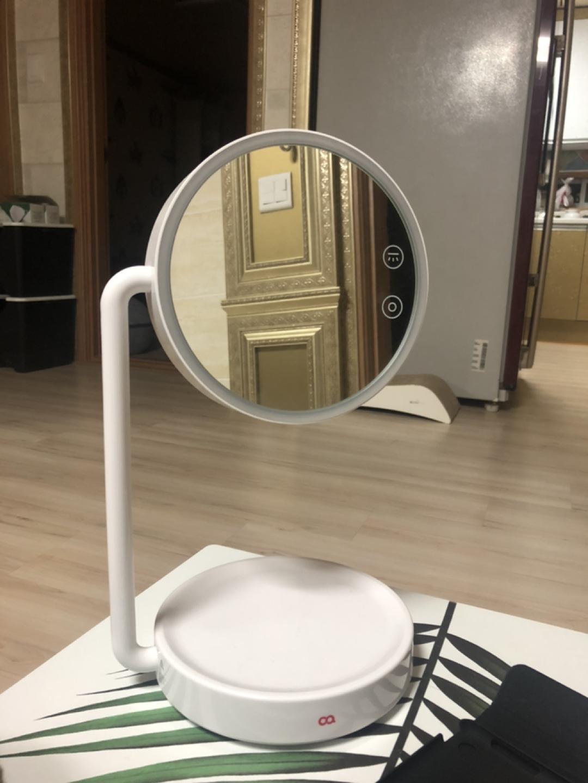 오아 블링 LED 조명 거울