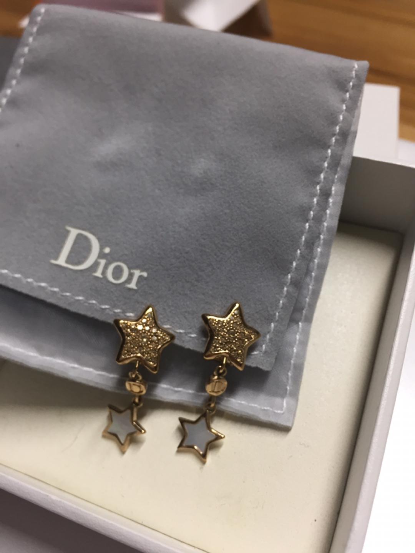 디올 귀걸이 정품 디오르 dior