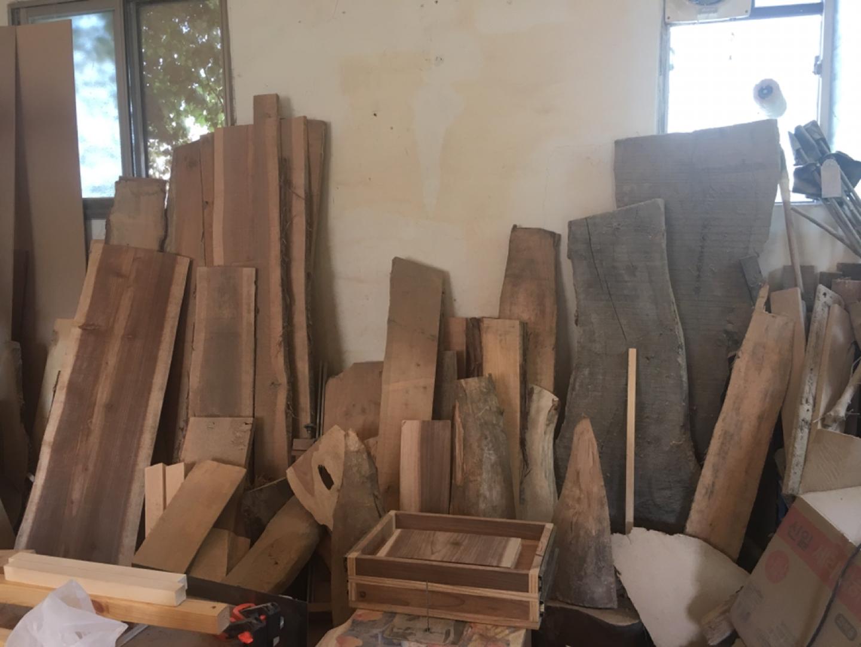 목공방정리 나무팝니다 편백 먹구슬 삼나무 등 판자많음