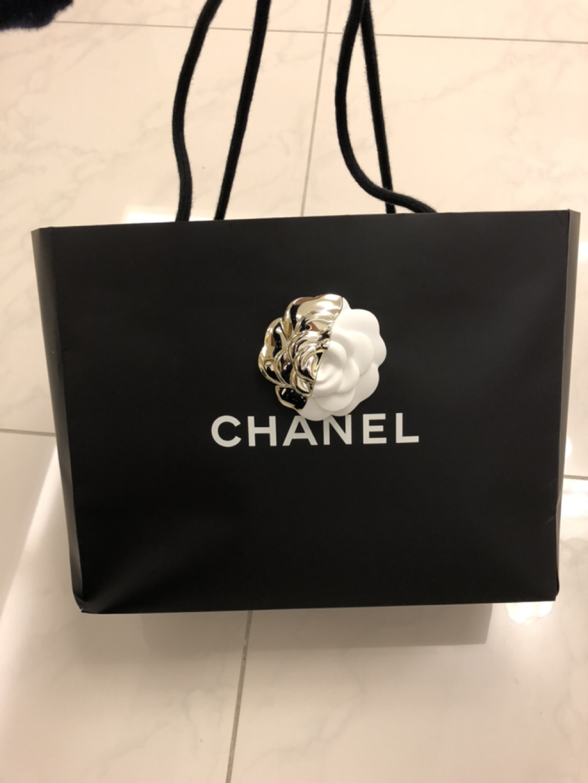 샤넬 블랙카드 vip gift (비치타올)