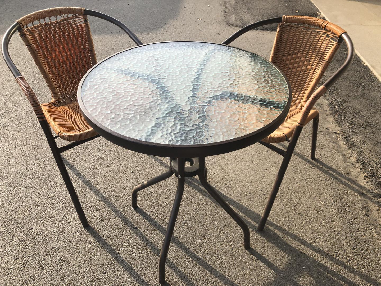 테라스 테이블+의자 판매합니다