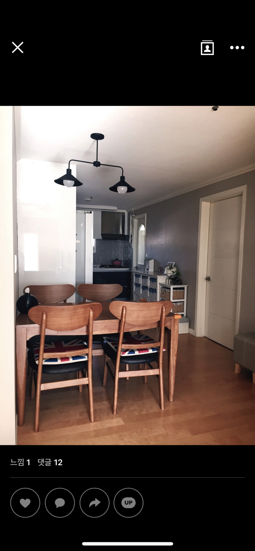 4인용 식탁+의자4개