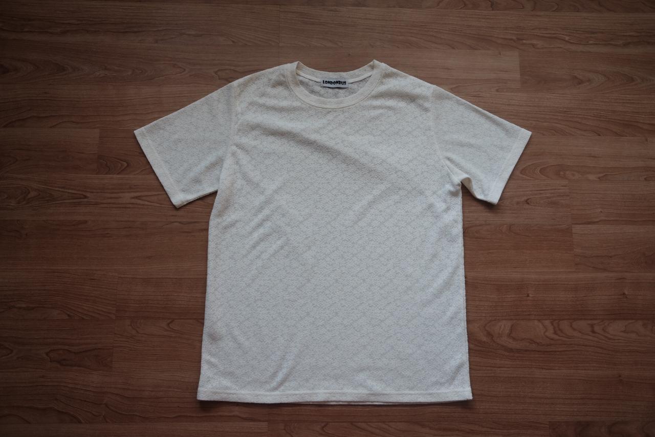 꽃무늬 티셔츠