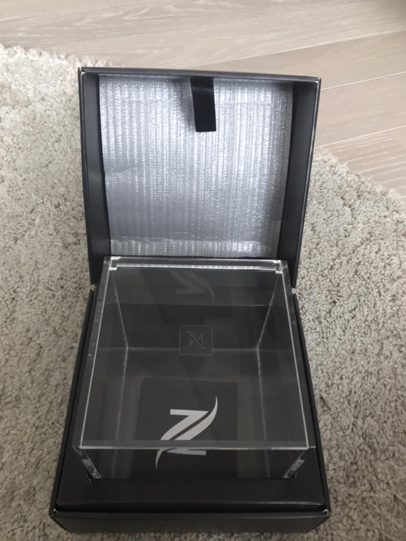 네스프레소 큐브 새제품