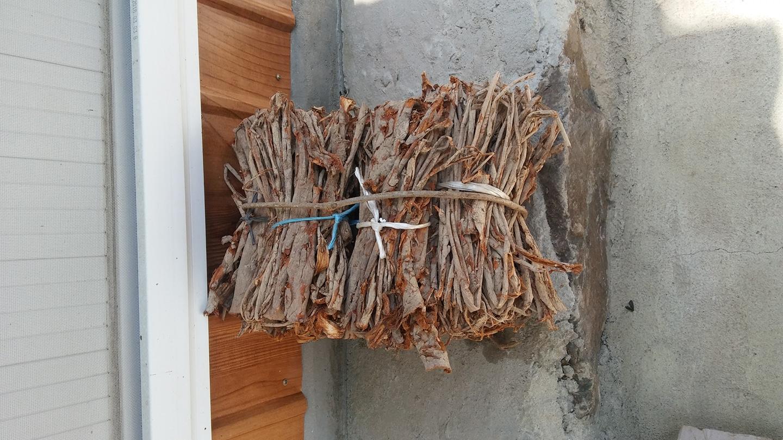 자연산 국산 느릅나무 뿌리껍질팜니다