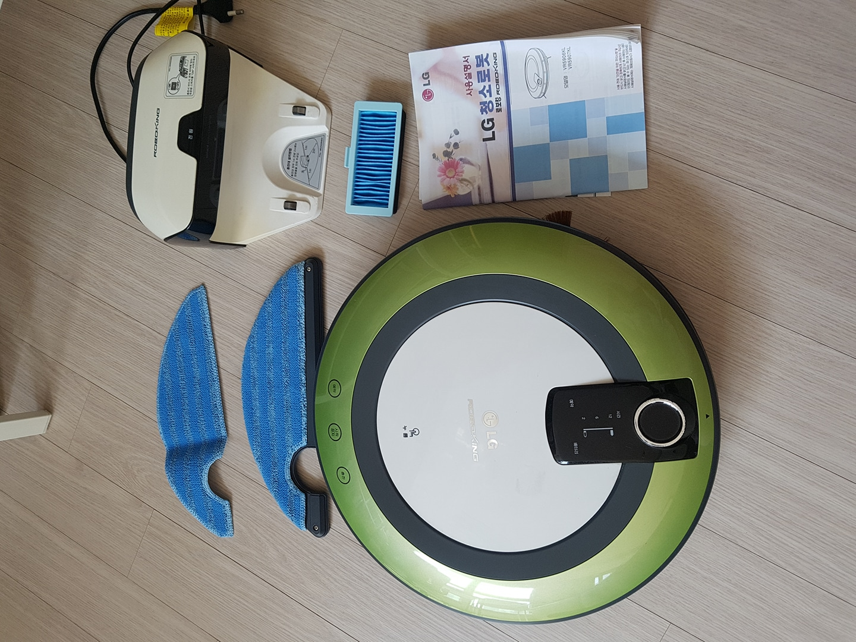 LG 로봇청소기, 로보킹, 청소로봇, 로봇청소