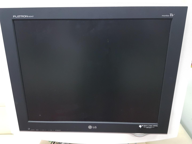 LG  LCD  TV모니터