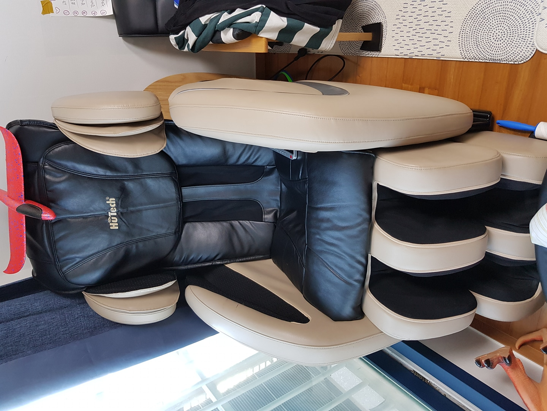 휴테크안마의자