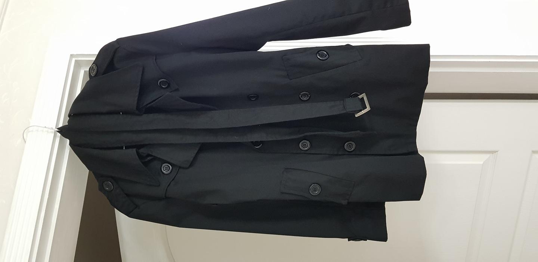 남성 트렌치 코트
