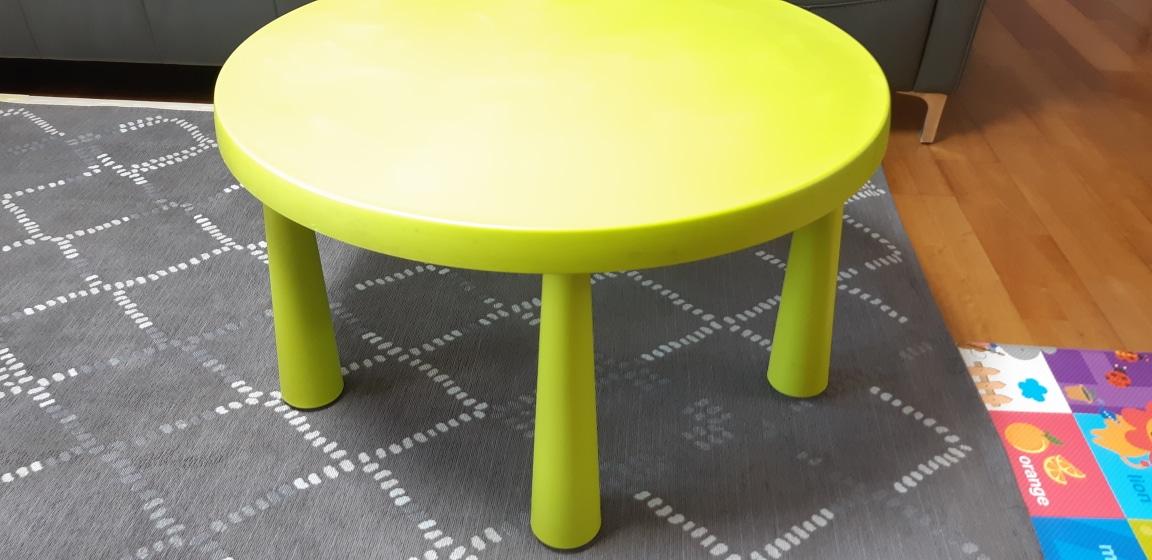 (가격내림)이케아 책상과 의자2개포함