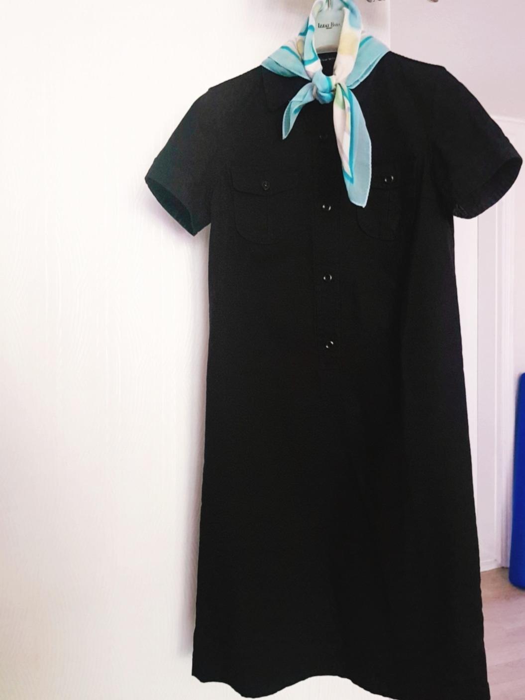 클럽모나코 면 셔츠형 원피스 55