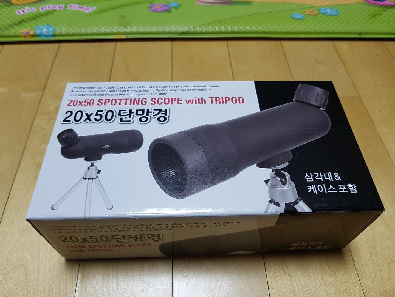 휴대용 고성능 단망경을 팝니다. 망원경