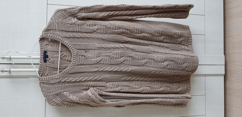 타미힐피거 니트 스웨터