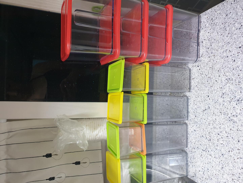 냉장고 보관용기