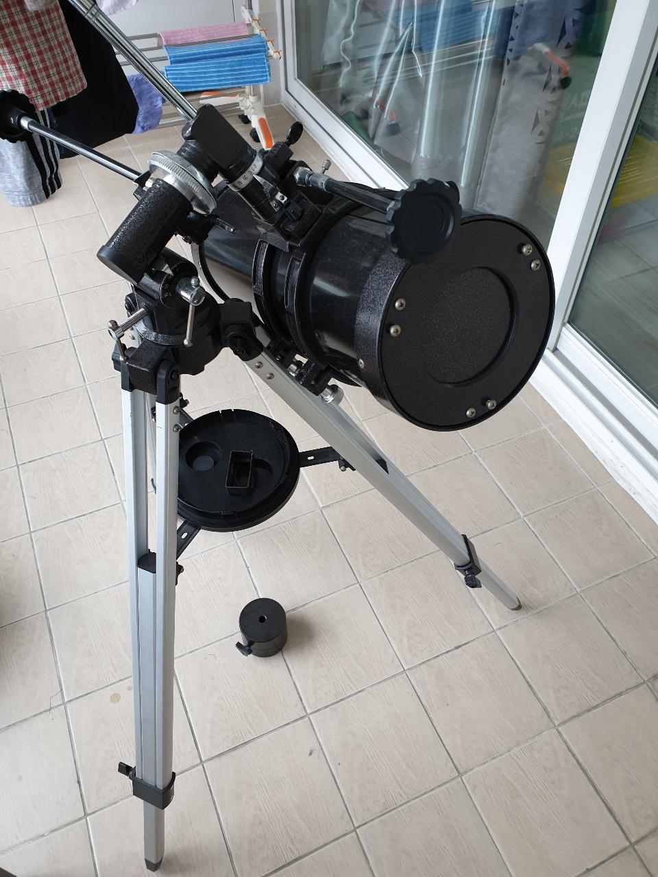 천체망원경 무료나눔