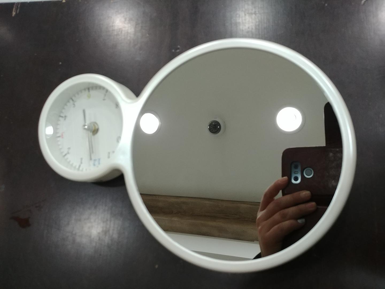 거울시계액자 가격내림