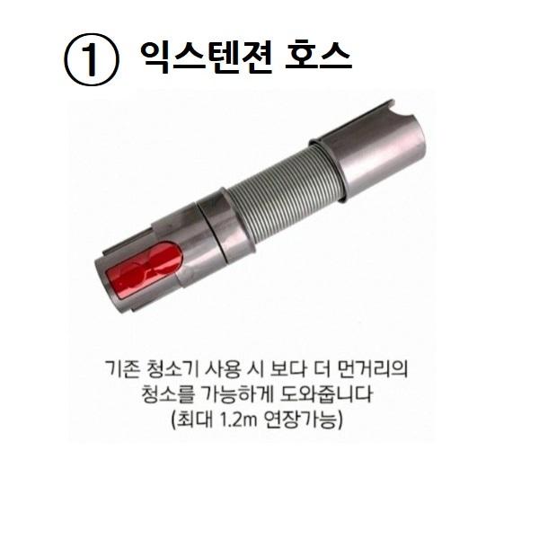다이슨 무선청소기부속품 V7 ,V8 호환 부속품 (다이슨 툴)
