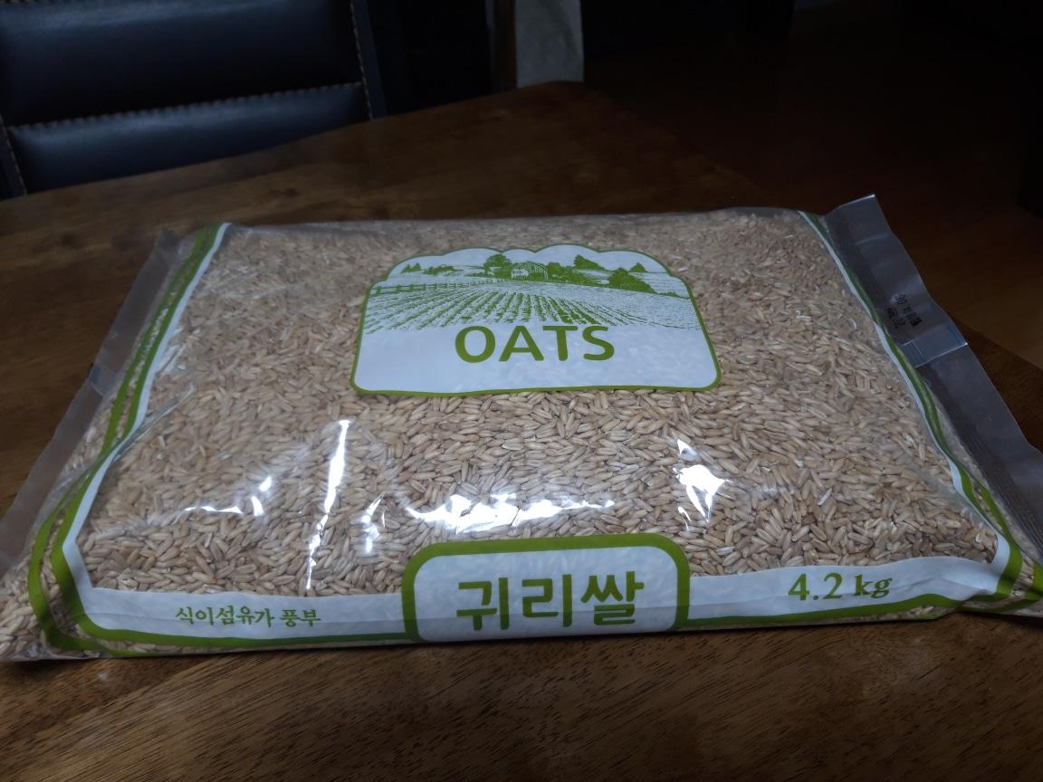 귀리(오트밀) 4.2kg