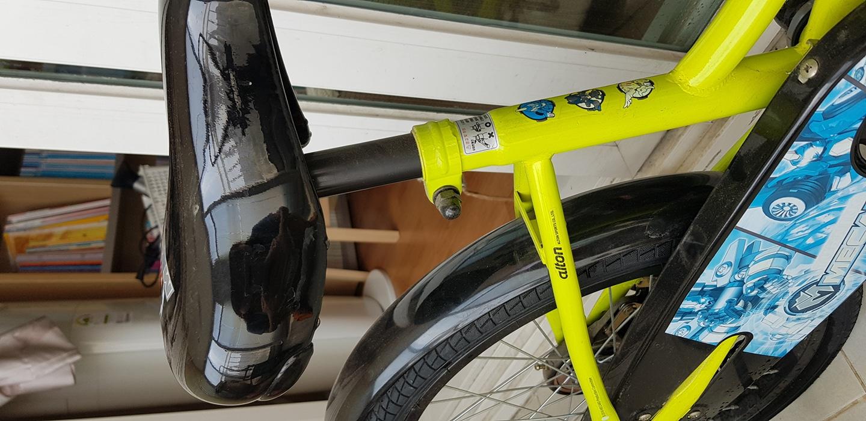 알톤 아동자전거