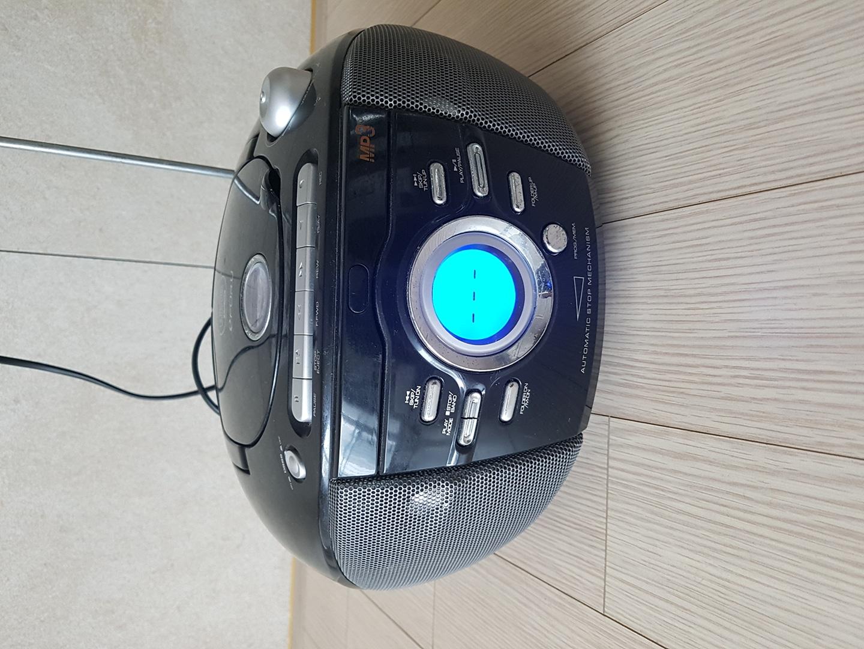 라디오 카세트