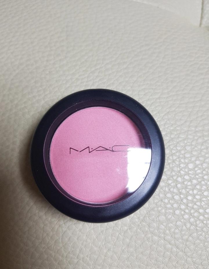(새상품)MAC 파우더 블러쉬