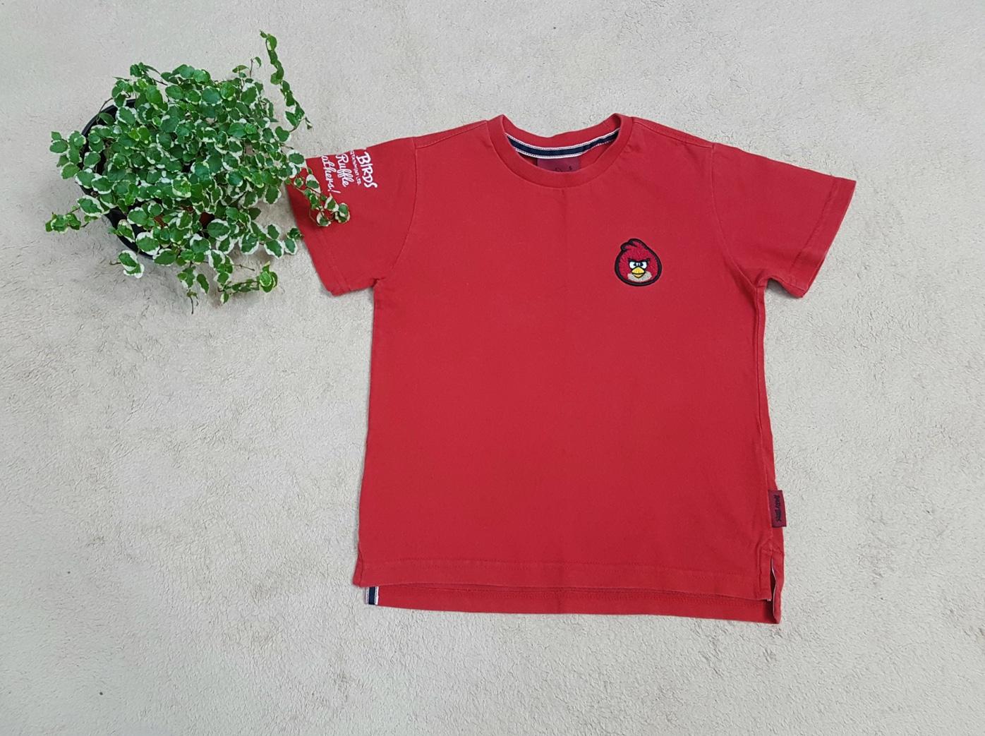 앵그리버드 티셔츠
