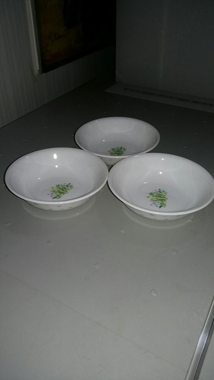 코렐소접시(1개가격예요)